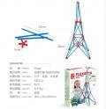 创意竹筷—埃菲尔铁塔